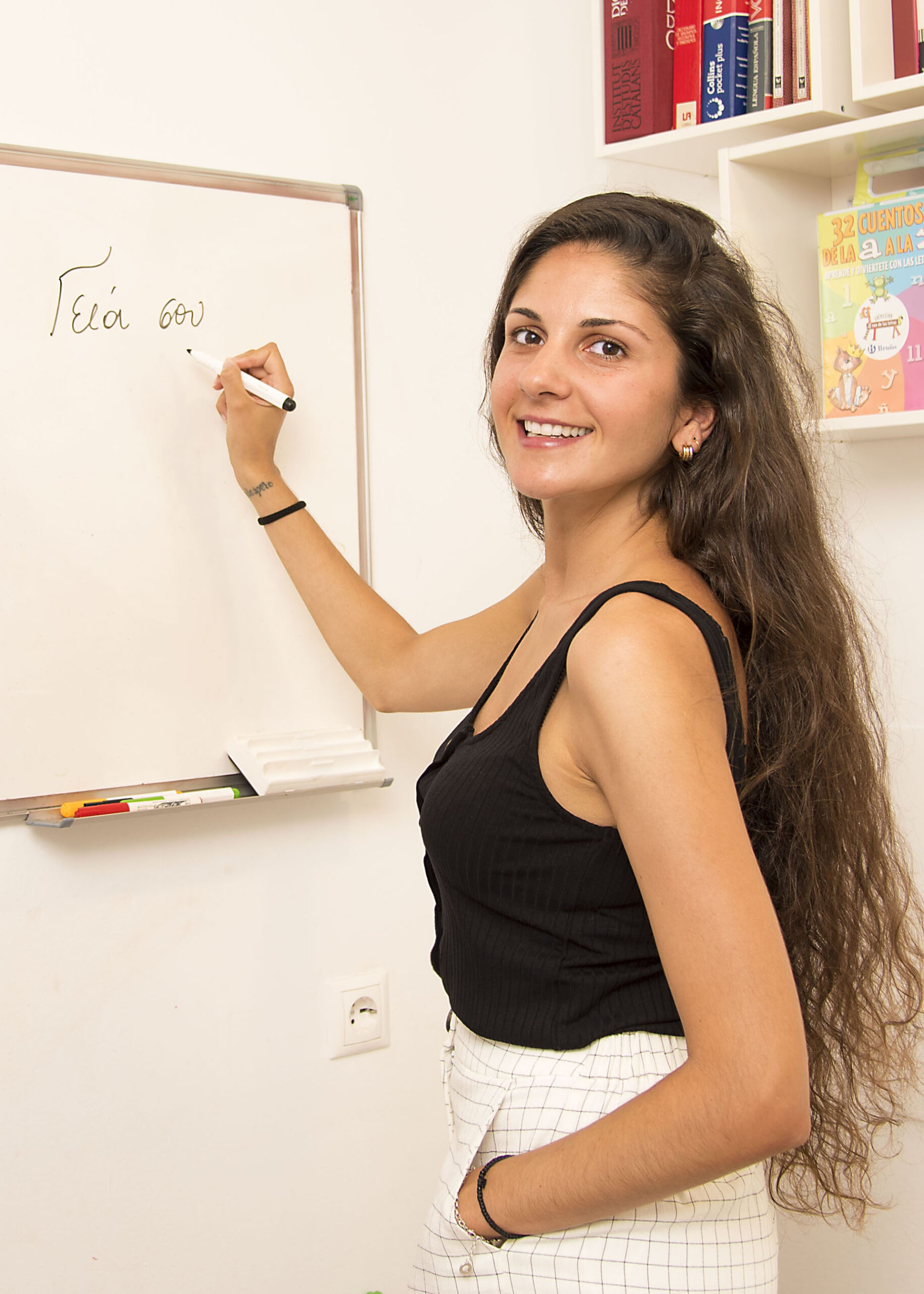 Sofia Zelou Logopeda Multilingüe Espai Tau Kids