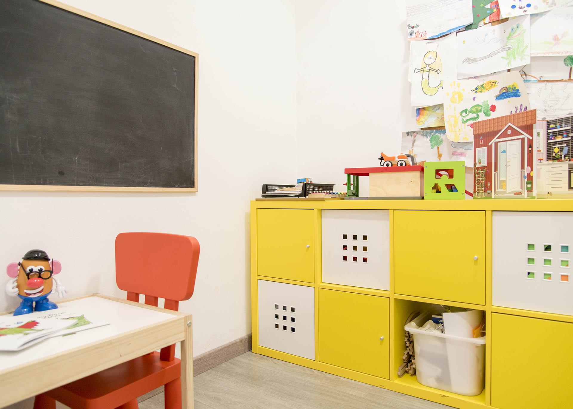 Consulta Espai Tau Kids Carrer Sant Gervasi de Cassoles, 72