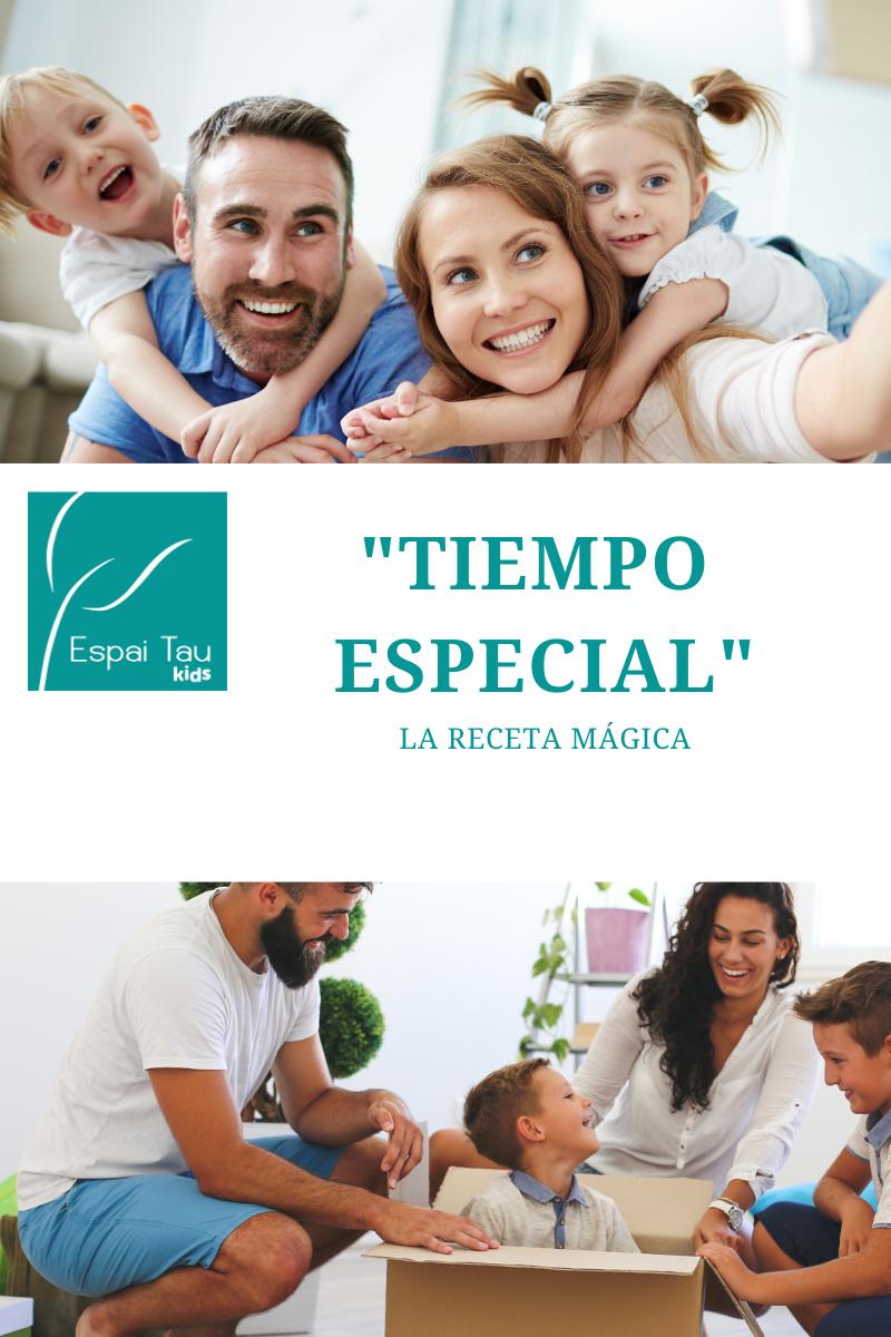 Blog sobre tiempo especial psicología infantil