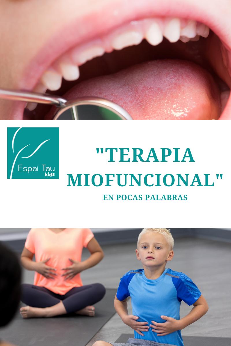 Blog sobre terapia miofuncional logopedia